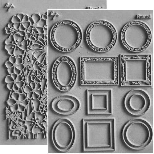 Lisa Pavelka Artful Stamp Set (Style 086)