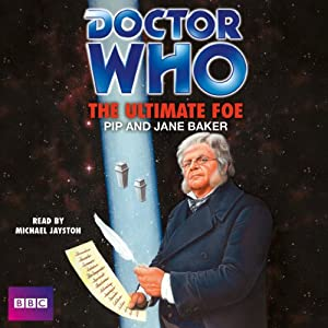 Doctor Who: The Ultimate Foe Radio/TV Program