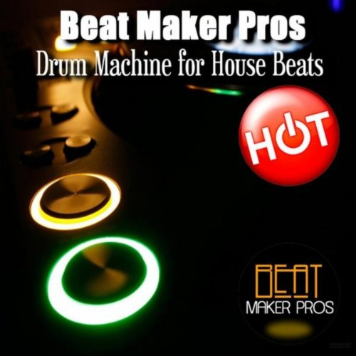 drum machine for house beats by beat maker pros on amazon music. Black Bedroom Furniture Sets. Home Design Ideas