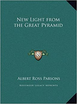 Book New Light from the Great Pyramid