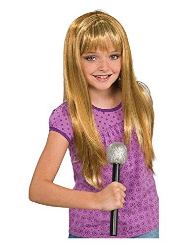 (Rubie's Rock On Diva Wig for Girls)