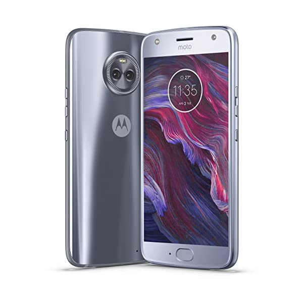 Motorola X4 XT1900-2 (Sterling Blue, 64GB)