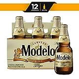 Cerveza Clara, Modelo Trigo, 12 botellas de 355 ml