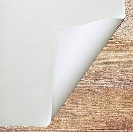 Protector de Mesa, salvamantel, Hule Muletón, Tela Impermeable con PVC y algodón Que Protege la Mesa de Golpes y ralladuras. (140_x_250_cm)
