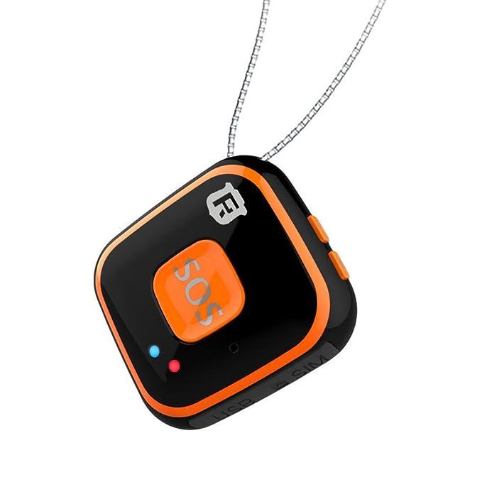 2 opinioni per Chengstore rf-v28GPS Tracker WiFi GSM GPS SOS geo-fence caduta audio