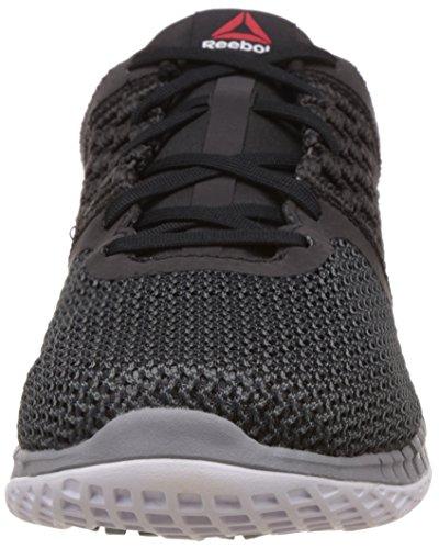 ZPRINT RUN Mens Running Shoes - Black