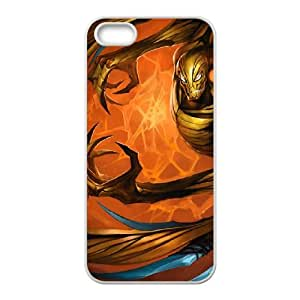 iPhone 4 4s Cell Phone Case White League of Legends Ravager Nocturne VS5325745