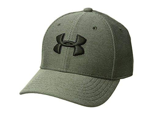 Under Armour Childrens Boys Heathered Blitzing Cap