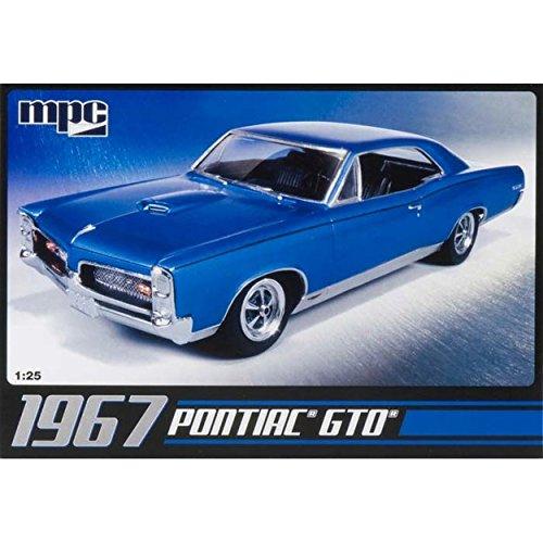 1 24 67 Pontiac Gto