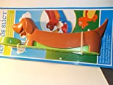Dachshund Shaped Hot Dog Cutter: Kids Food Slicing