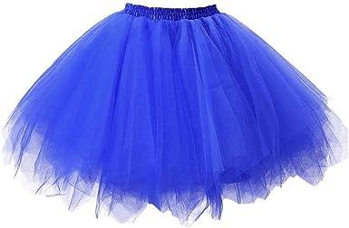 VJGOAL Mujer Moda Casual de Verano Gasa Plisada Sexy Mini Falda de ...