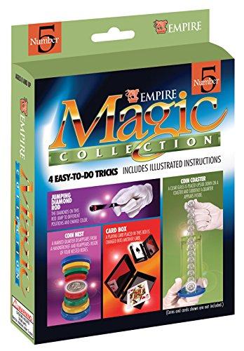 Empire Magic Magician Starter Collection #5 Card Box 4pc 7