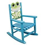 Teamson Design Corp Fantasy Fields – Froggy Thematic Kids Wooden Rocking Chair | Imagination Inspiring Hand Crafted & Hand Painted Details Non-Toxic, Lead Free Water-based Paint Review