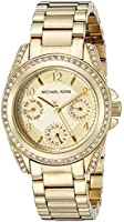 Michael Kors Women's Blair Gold-Tone Watch MK5639