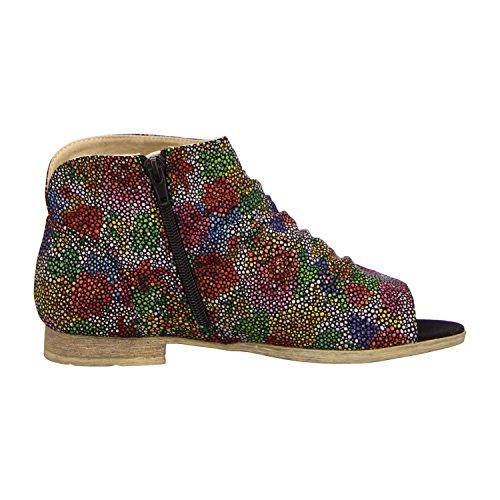 Rieker de multicolor mujer para Sandalias multicolor 38 vestir 6w5SPwrx