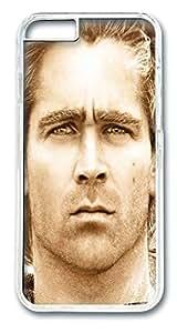Alexander Colin Farrell Custom iphone 6 4.7inch Case Cover Polycarbonate Transparent