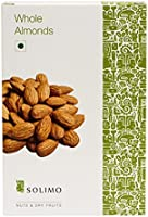 Min 25% Off on Solimo Dry Fruits and Nuts