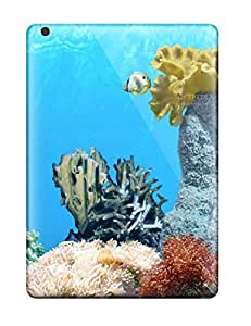 Special Design Back Fish For Computer Phone Case Cover For Ipad Air