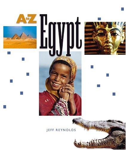 Download Egypt: A to Z PDF