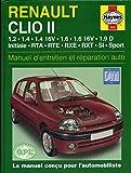 Renault Clio II Essence ET Diesel (98 - 01)