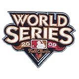 National Emblem MLB Yankees 2009 World Series Logo Patch