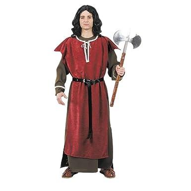 Disfraces FCR - Disfraz caballero talla 52: Amazon.es: Ropa y ...