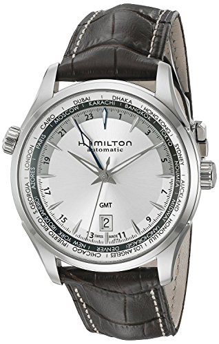 HAMILTON watch Jazzmaster GMT automatic H32605551 Men's [regular imported goods]