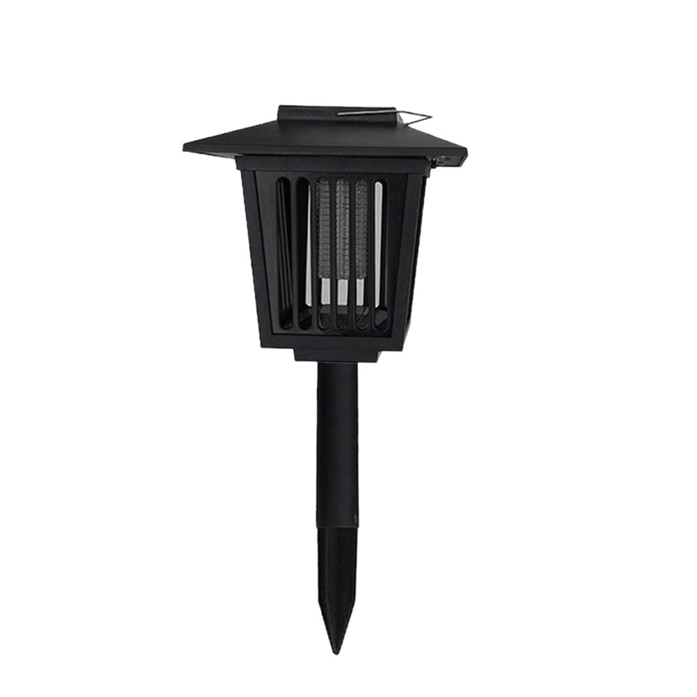 Molie Solar Powered LED Light 2 in 1 Solar Lamp Outdoor Insect Killer Light Waterproof Lamp Garden & Balcony & Outdoor