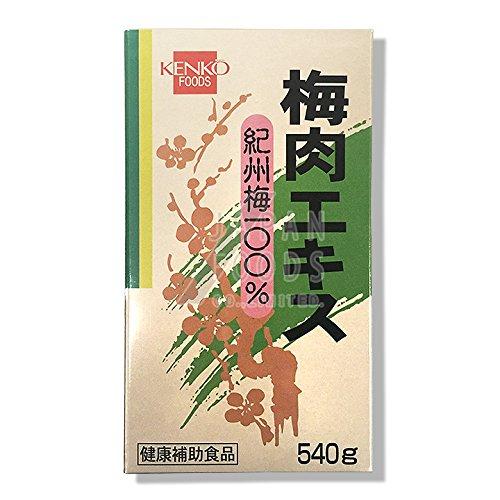 健康フーズ 梅肉エキス 540g (540g) B01CZP9TIG   540g