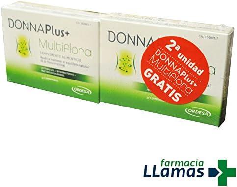 Ordesa DONNAPLUS + Multiflora Equilibrio Intestinal 30 Comprimidos ...