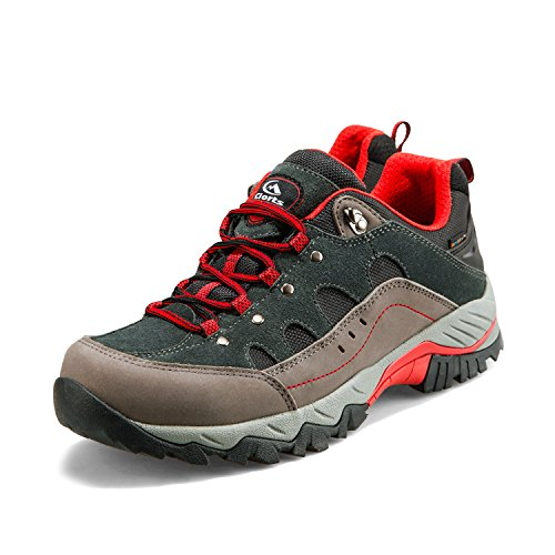 Clorts Hiking Boots for Mens