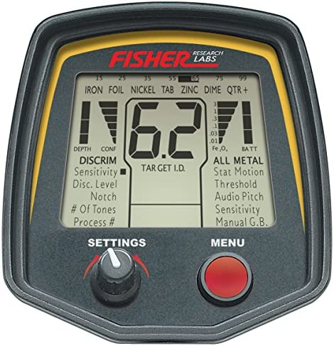 Fisher Labs F75 Special Edition Metal Detector F75LTD-BLK