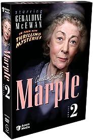 Agatha Christie's Marple: Seri