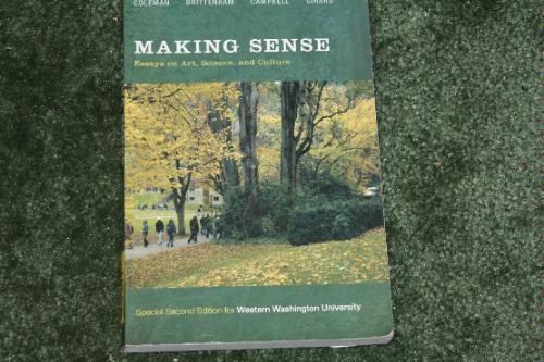 Read Online Making Sense: Essays on Art, Science, & Culture 2nd edition PDF