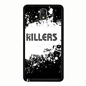 Customized The Killers Phone Case Cover for Samsung Galaxy Note 3 N9005 The Killers Music Design
