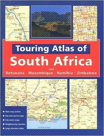 Touring atlas of southern africa and botswana mozambique namibia touring atlas of southern africa and botswana mozambique namibia and zimbabwe john hall 9780624038467 amazon books gumiabroncs Choice Image