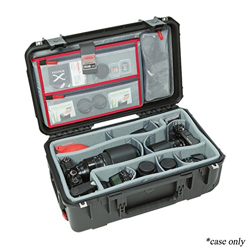 SKB 3i-2011-7DL | iSeries Camera Equipment Case with Dividers by SKB
