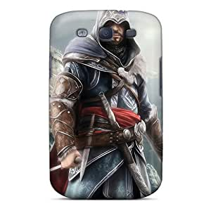New Arrival Assassins Creed Iii For Galaxy S3 Case Cover