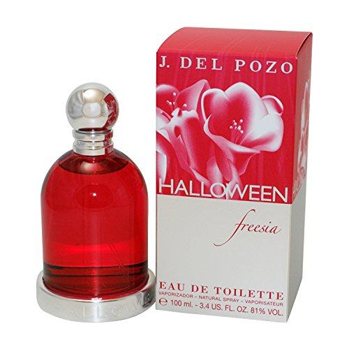 Halloween Freesia By Jesus Del Pozo For Women. Eau De Toilette Spray 3.4-Ounces -