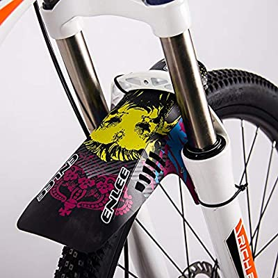 Guardabarros bicicleta Guardabarros de bicicleta Portátil ...