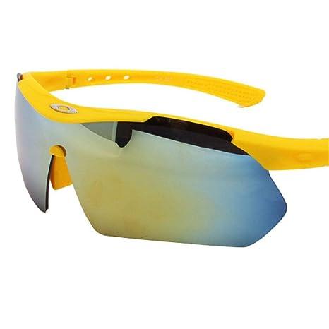 Gafas de sol de ciclismo Gafas de sol para montar en ...