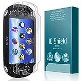 Sony Playstation PS Vita Screen Protector, IQ Shield Matte Full Coverage Anti-Glare Screen