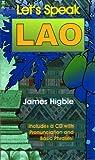 Let's Speak Lao (Let's Speak (Orchid Press))