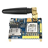 Walmeck GPRS A6 Pro Serial GPRS GSM Module Core Developemnt Board with Antenna