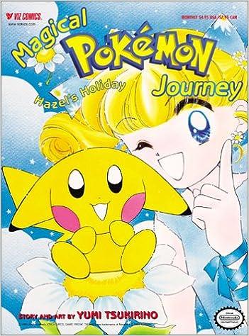 Descargar ebooks para ipod touch Magical Pokemon Journey, Part 5, Number 3 (Literatura española) PDF FB2 iBook 1569317054