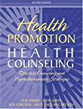 img - for Health Promotion and Health Counseling: Effective Counseling and Psychotherapeutic Strategies (2nd Edition) book / textbook / text book