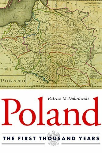 By Patrice M. Dabrowski - Poland: The First Thousand Years (2014-10-16) [Hardcover]