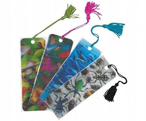 3D Lenticular Bookmarks Kids Toy Children's Play Pocket Money Fun -