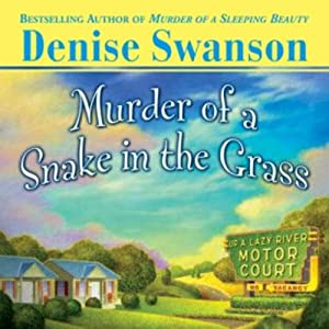 Murder of a Snake in the Grass Audiobook