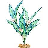 Product review for Imagitarium Aqua Bloom Silk Aquarium Plant, Small